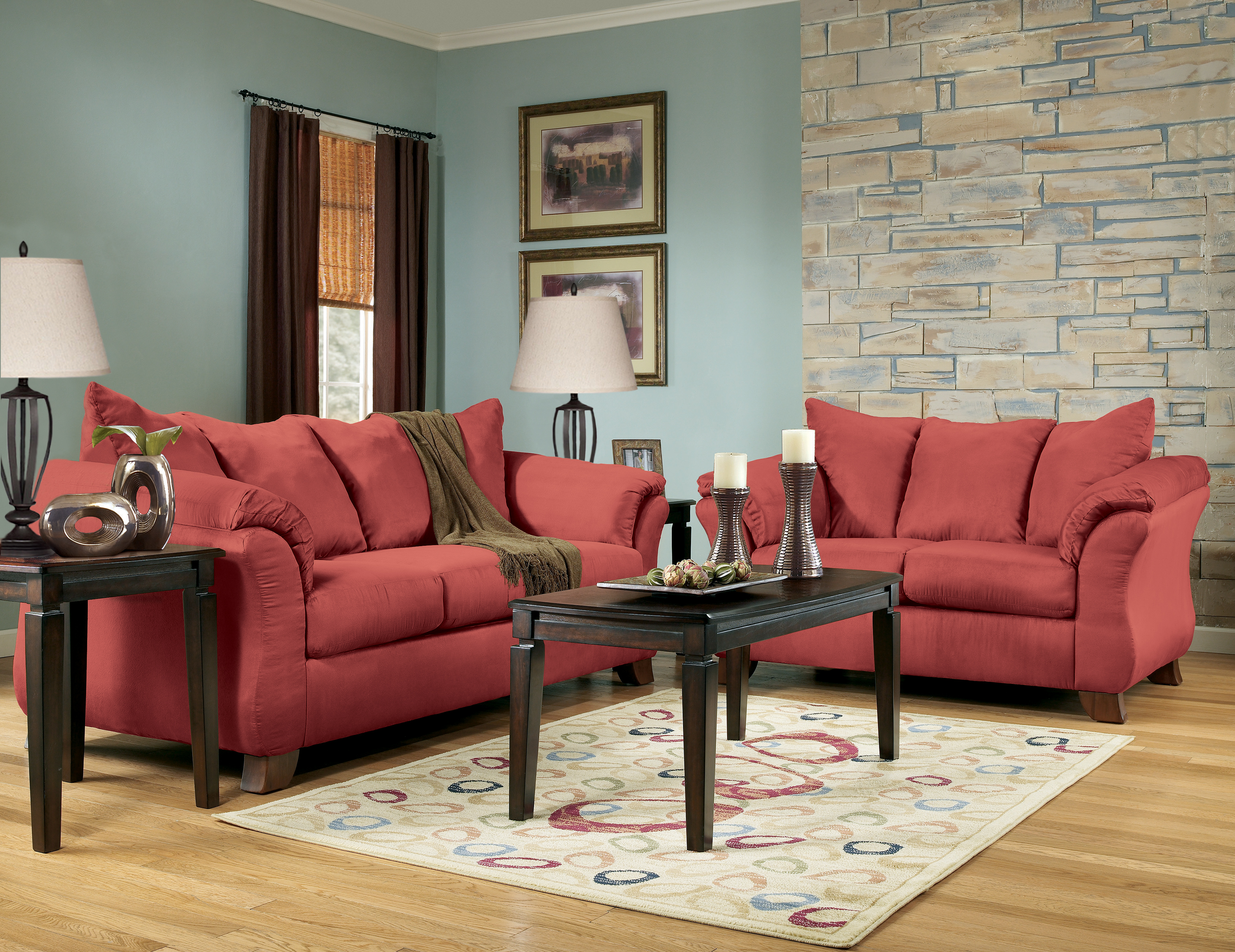 Living Room Florida Colony Furniture Leasing