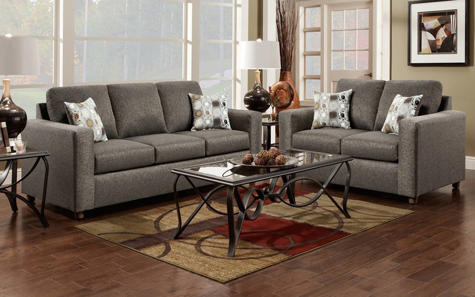 The Dining Room Table And Four Chairs Is A Perfect Fit For Most Any Kitchen  Or Dining Room. The Bedroom Suit Has That Cozy, ...